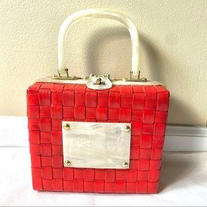 1960s • Portable Handheld Box Bag